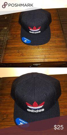 d1f0c4a4fa980 Adidas Cap Denim adidas cap. SNAPBACK Adidas Accessories Hats Adidas Cap