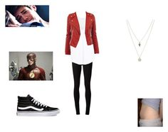 """Alec Chasse - Alec/Barry = Goals <3"" by mercy-xix ❤ liked on Polyvore featuring The Row, Topshop, Vans and ASOS"