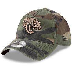 d67e65bd1 Jacksonville Jaguars New Era Youth Core Classic Adjustable Hat – Woodland  Camo. NFL Caps   Hats