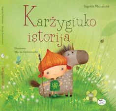 Karžygiuko istorija by Marija Smirnovaite, via Behance