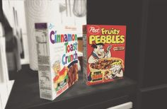 Cereal Boxes for The Sims 4 Sims 4 Kitchen, The Sims 4 Packs, Sims 4 Clutter, Sims 4 Mods Clothes, Sims 4 Characters, Play Sims, Sims Four, Sims 4 Toddler, Sims 4 Cc Furniture