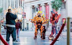 Los Angeles: Action in der Stadt der Engel (Redaktion: Stefanie Rigutto; Fotos: Laurent Burst)