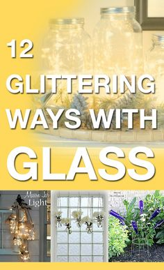 12 glittering ways with glass