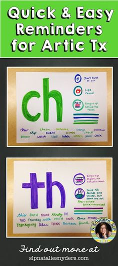 Natalie Snyders SLP: Easy Articulation Placement Reminder Posters. Pinned by SOS Inc. Resources. Follow all our boards at pinterest.com/sostherapy/ for therapy resources.