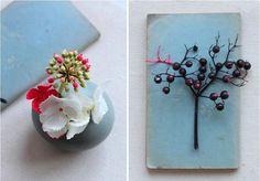 Art objects.