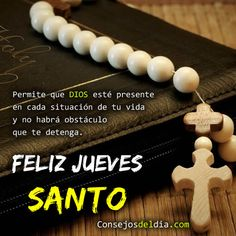 Jueves Santo Good Morning Friends, Catholic Prayers, Lent, Quotes, Gift, Cute Good Morning Messages, Quotations, Lenten Season, Quote