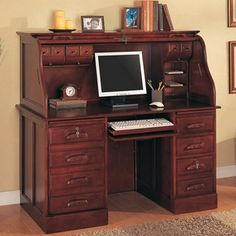 Charmant Roll Top Desk, For My Eventual Home Office