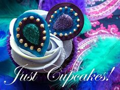 peacock theme (1) : wedding cakes and cupcakes photos | Weddings, | Wedding Forums | WeddingWire