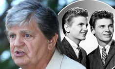 Everly Brothers singer Phil Everly dies aged 74 in Los Angeles Bye Bye Love, Composers, Passed Away, Always And Forever, Good Music, Musicians, Brother, Singing, Friday