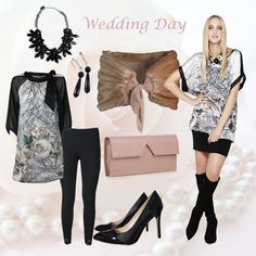#Wedding day #outfit