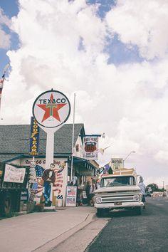 Route 66: Seligman, AZ