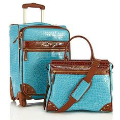 Let your luggage be as beautiful as your vacation destination!