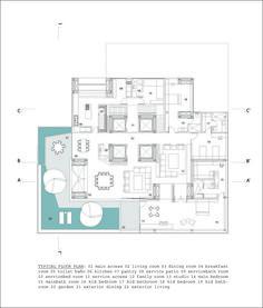 Residential Tower / Meir Lobaton + Kristjan Donaldson,