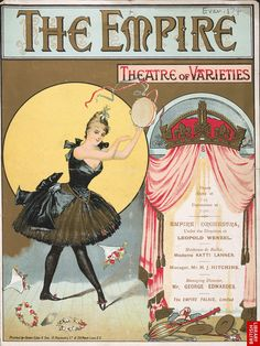 'All the world's a stage.'  ― William #Shakespeare, As You Like It. Celebrate #WorldTheatreDay with this advert from 1890.