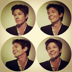 Nate Ruess of FUN. This will be very hipster of me :/ but I Knew him when he was in THE FORMAT! OH!