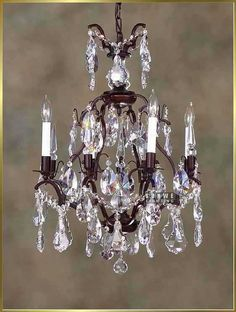 Aliexpress.com : Buy small empire crystal chandelier lighting 4 lights hanging room chandelier dress with crystal dropE9003,48cm W x 63cm H from Reliable dress stain suppliers on HK SUNWE LIGHTING CO., LTD.
