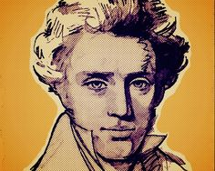 Soren Kierkegaard, Drawing Sketches, Drawings, Aesthetic Wallpapers, Philosophy, People, Room, Design, Art