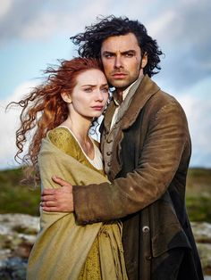 Poldark. Be still my heart. Aiden Turner is a gorgeous hunk of man.