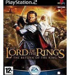 Electronic Arts The Lord of the Rings: The Return of the King (PS2) The Lord of the Rings: The Return of the King (PS2) (Barcode EAN = 5030930035105). http://www.comparestoreprices.co.uk/lord-of-the-rings-games/electronic-arts-the-lord-of-the-rings-the-return-of-the-king-ps2-.asp