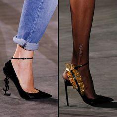 Saint Laurent amazing shoes!