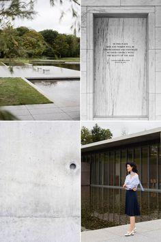 At the Clark Art Institute