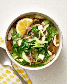 Recipe: Gingery Tofu Slow Cooker Soup — Quick and Easy Weeknight Dinners