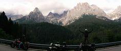 Dolomiti mountains bike tour