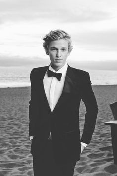 When he sees me walking down the aisle his stint know what to do.... I love Cody Robert Simpson