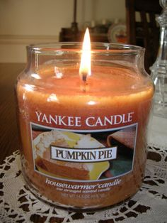Fall Candle by Yankee Candle
