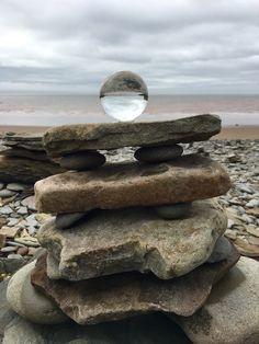 Crystal Ball at Cape Enrage, New Brunswick Glass Photography, Dslr Photography, Creative Photography, Landscape Photography, Nature Photography, Bubble Photography, Image Zen, Image Nature, Zen Wallpaper