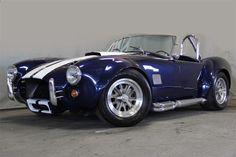 Bennett: Shelby Cobra… Ah Yes! Shelby Cobra Replica, Ford Shelby Cobra, Shelby Car, Mustang Cobra, Shelby Mustang, Ford Mustang, Factory Five, Car Man Cave, Old Muscle Cars