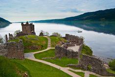 Escocia, tierra de lagos y verdes praderas
