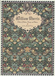 William Morris: Father of Modern Design and Pattern - Rizzoli Bookstore