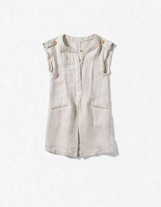 for Bean #dress #linen
