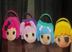 Lalaloopsy goody bags