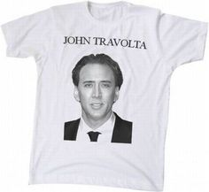 John Travolta T-Shirt $30