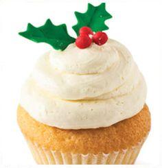 Christmas Cup Cake | Huletts Sugar