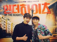 Key's IG with Onew