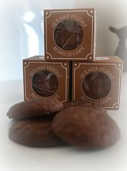 French Marseille Chocolate Soap Soy Candles, Soap, French, Chocolate, Vintage, Marseille, French People, Chocolates, French Language
