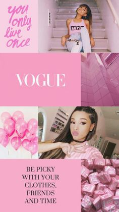 Ariana Grande's 10 Best Collaborations: Critic's Picks – Celebrities Woman Ariana Grande Background, Ariana Grande Wallpaper, Scream Queens, Aesthetic Grunge, Pink Aesthetic, Nicki Minaj, Kylie Jenner, Ariana Grande Pictures, Light Of My Life