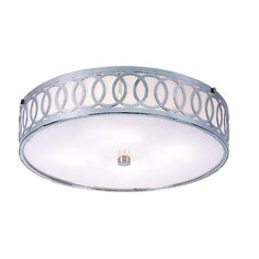 Found it at Wayfair - Homedale Flush Mount