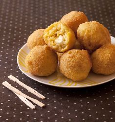 Photo de la recette : Arancini à la mozzarella