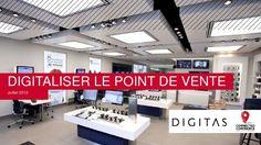 Connected Commerce - Digitaliser le Point de Vente by Digitas_fr, via Slideshare