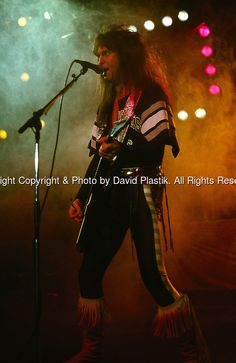 WASP -Blackie Lawless- live in Los Angeles Aug 1989