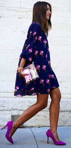 Sweet and bright dress