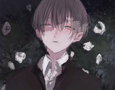 ふえきち(@fektX)さん | Twitter Dark Anime Guys, Hot Anime Boy, Cute Anime Guys, Manga Boy, Manga Anime, Anime Art, Boy Drawing, Manga Drawing, Character Art