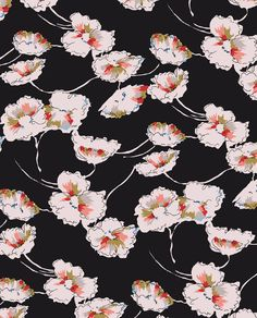 asian florals - Google Search