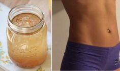 Morning Detox Trick - Liquid-'Bomb'-That-Will-Shrink-Your-Waistline-Overnight Detoxify your Body Every Day in the Morning - Old Husband Uses One Simple Trick to Improve His Health Belly Fat Burner, Burn Belly Fat, Lose Belly, Diet Plans To Lose Weight, Ways To Lose Weight, Slim And Fit, Detoxify Your Body, Instant Recipes, What Happened To You