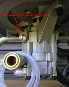 Washer Pump, Oil Pressure, Small Engine, Oil Change, Pressure Washer Tips, Pressure Washer Accessories, Engineering, Engine Repair, Workshop Organization