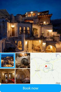 Aydinli Cave (Göreme, Turkey) – Book this hotel at the cheapest price on sefibo.